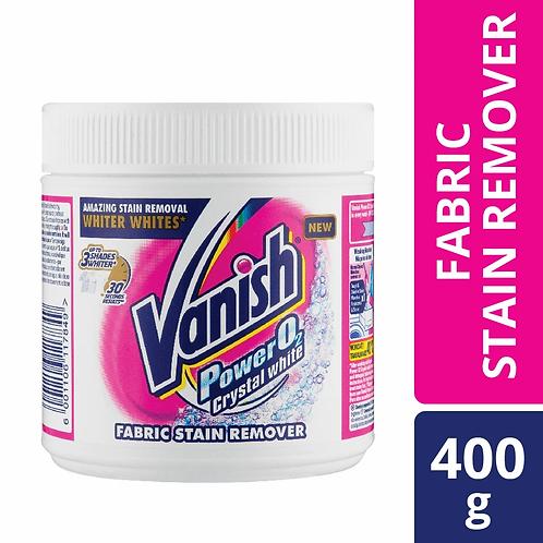 Vanish Whites Powder: 400g