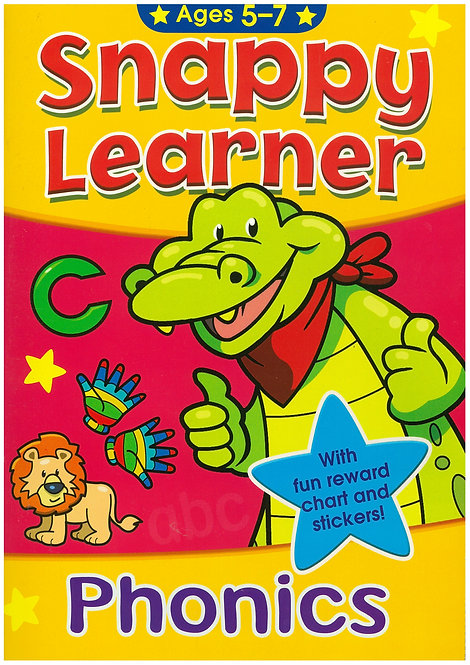 Snappy Learner - Phonics