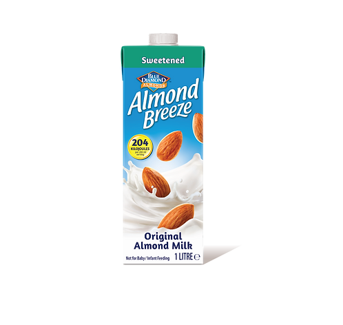 Almond Breeze-Original Almond Milk (Sweetened)