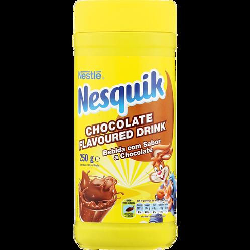 Nestle Nesquik Chocolate Flavored Drink 250g