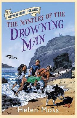 Adventure Island : The Mystery of The Drowning Man - Helen Moss