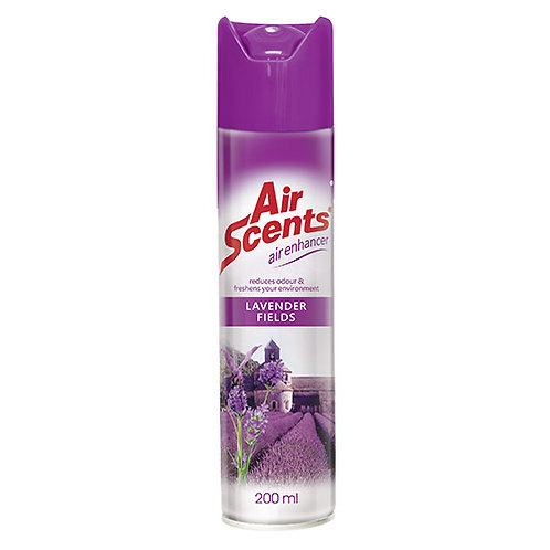 Air Scents Lavender Fields Aerosol 200ml