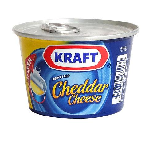 Kraft Cheddar Can 100g