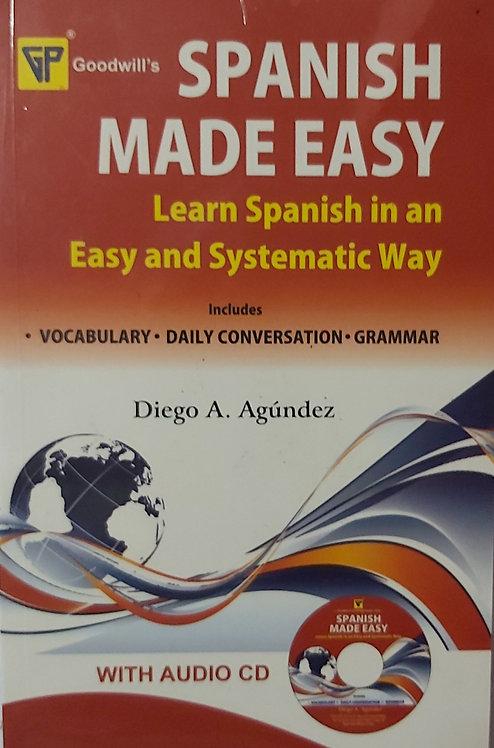 Spanish Made Easy: Diego A. Agundez