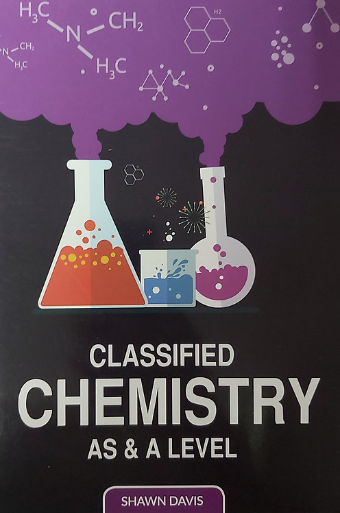 Classified Chemistry As & A Level