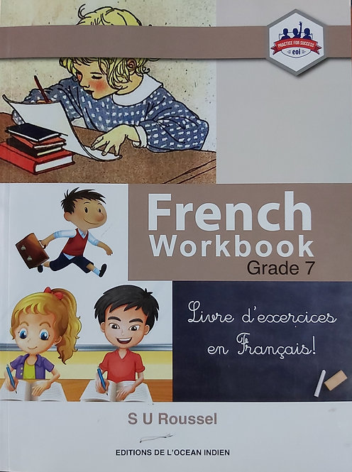 French Workbook Grade 7