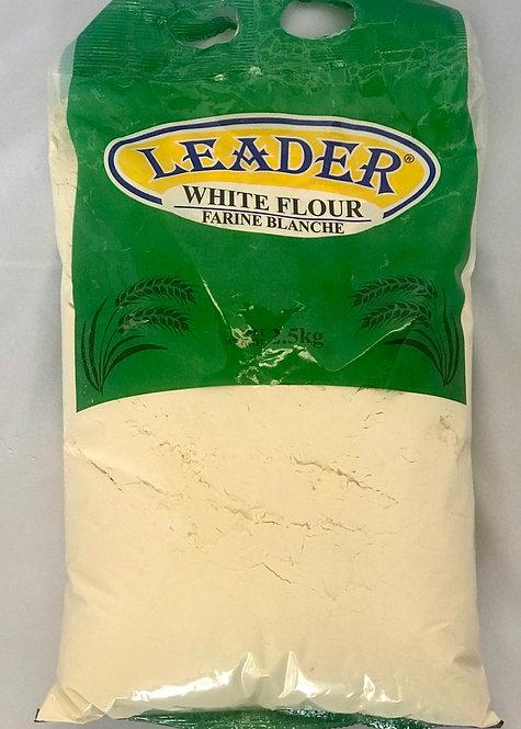 Leader White flour (2.5kg)