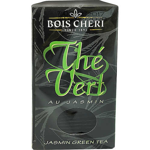 Bois Cheri The Vert Au Jasmin 50g