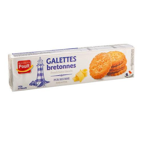 Poult Galette Bretonnes (125g)