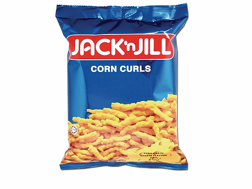 JACK N JILL Cheese Corn Curls 90g