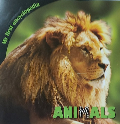 My First Encyclopedia Animals