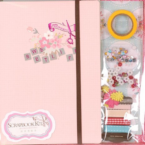 Scrapbook Kit Sweet Life