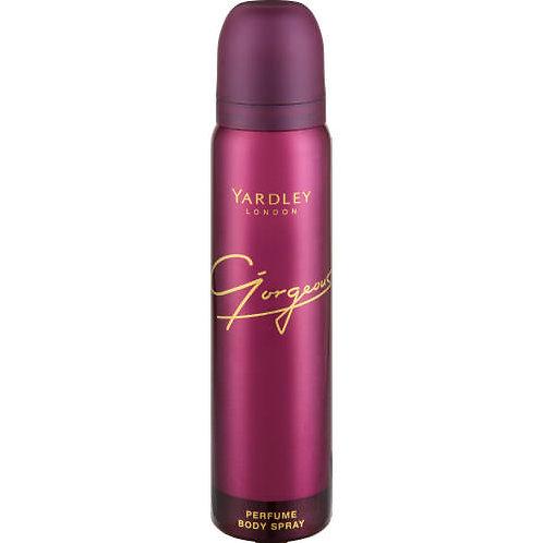 Yardley Gorgeous Body Spray 90ml