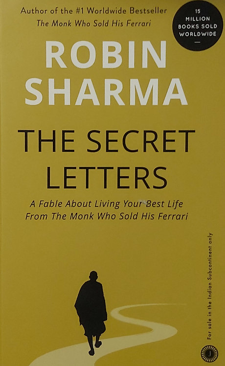 R.Sharma The Secret Letters Of The Monk Who Sold His Ferrari