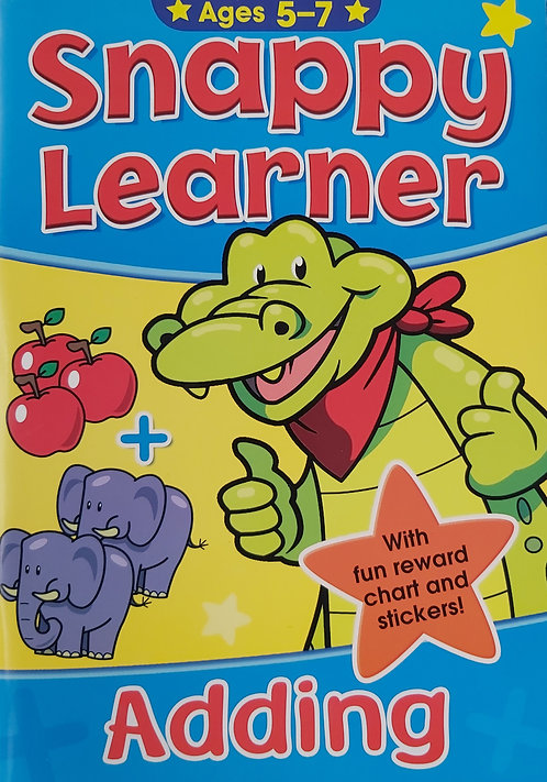 Snappy Learner - Adding