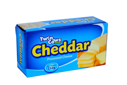 Twin Cows Processed Cheese 250g