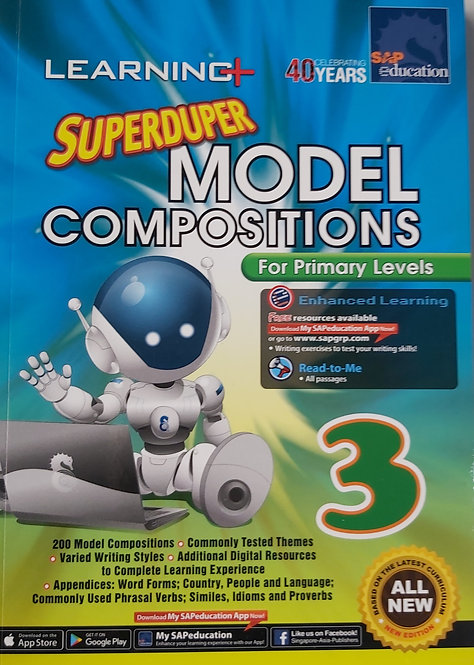 Learning + Superduper Model Compositions For Primary Lvl 3