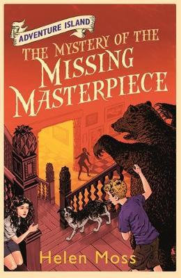 Adventure Island : The Mystery of The Missing Masterpiece - Helen Moss