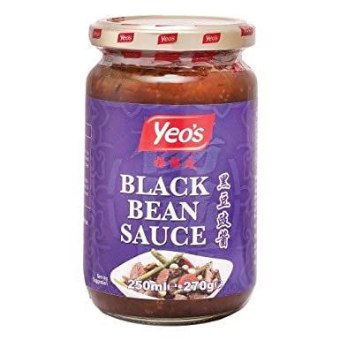 Yeo's Black Bean Sauce 250ml