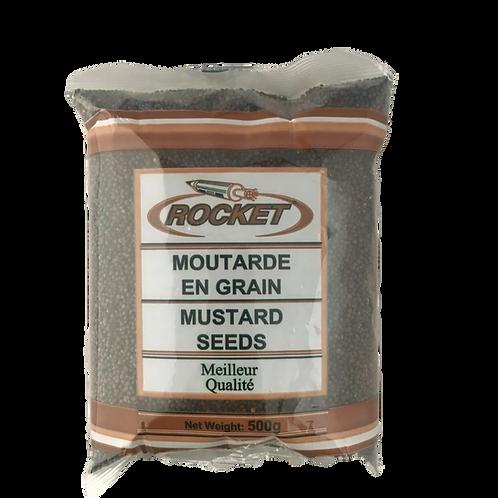 Rocket Moutarde en Grain (500g)