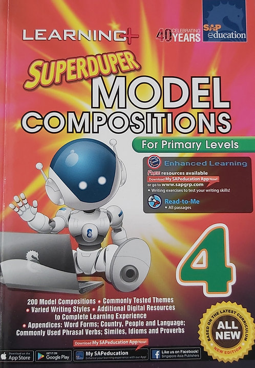 Learning + Superduper Model Compositions For Primary Lvl 4
