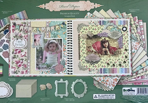 ScrapbooK Kit Roses