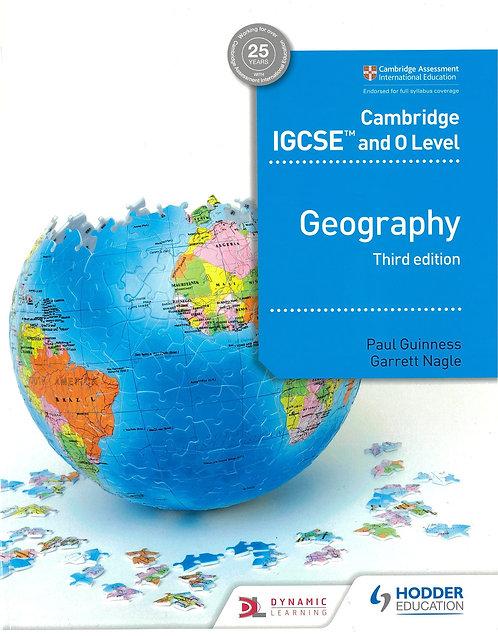 Hodder - Geography IGCSE & O Level 3rd Ed