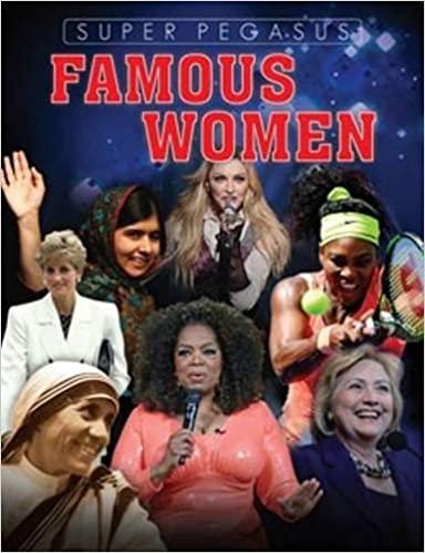 Famous Women by Pegasus Team