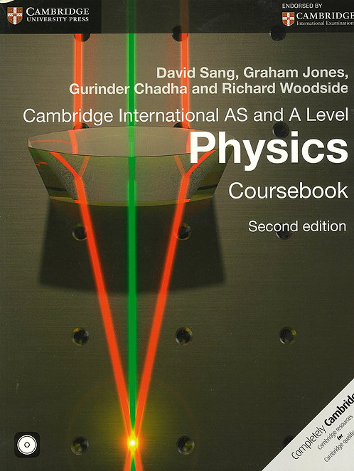 CUP - Physics AS & A Level Coursebook