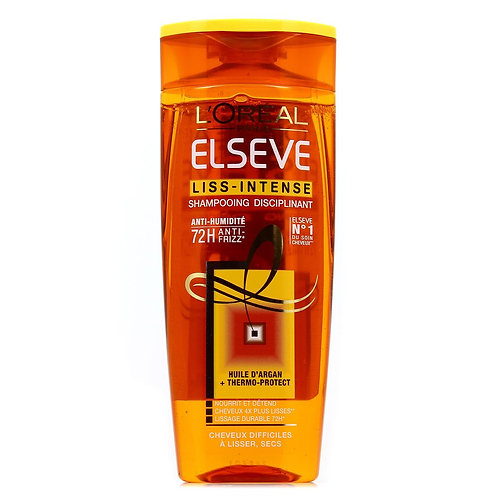 Elseve Shampoo  Lisse Intense 250ml