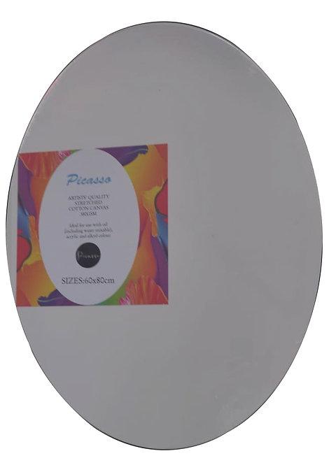 Canvas Oval Picasso 380g (60cmX80cm)