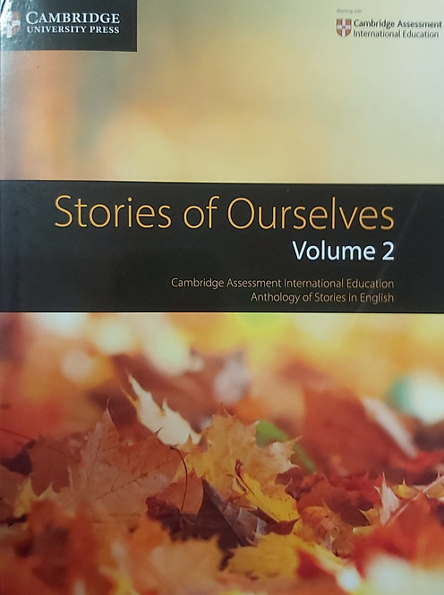 Stories Of Ourselves Volume 2-Wilmer