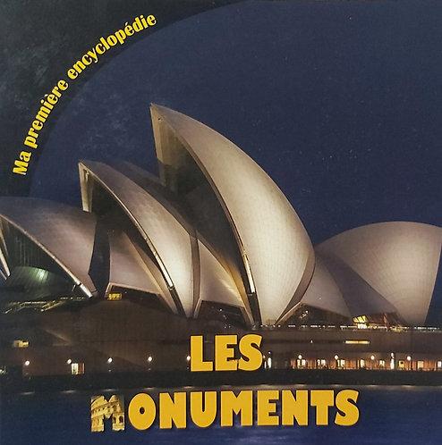Ma Premiere Encyclopedie Les Monuments