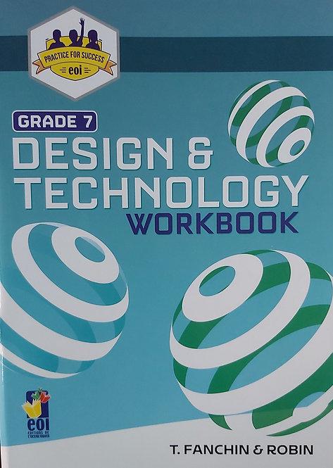 Design & Technology Workbook Grade 7