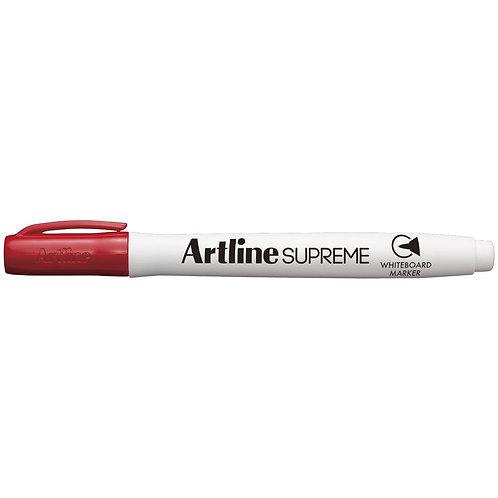 Artline Supreme Whiteboard Markers Red