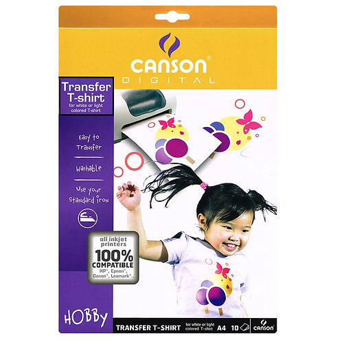 Canson Digital Transfer T-shirt