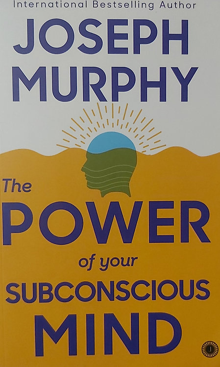 The Power of your Subconscious Mind - Jaico