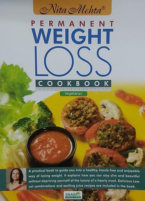 Permanent Weight Loss Cookbook - Nita Mehta