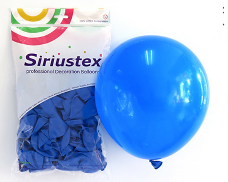 Blue Balloons Pack of 25