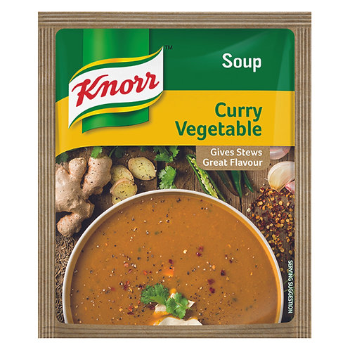 Knorr Curry Vegetable Soup 60g