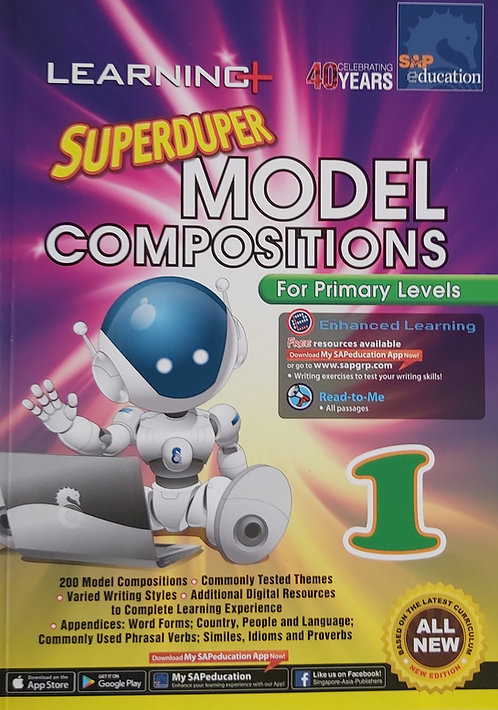 Learning + Superduper Model Compositions For Primary Lvl 1