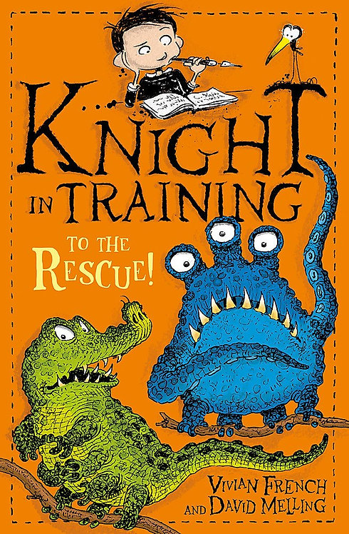 To the Rescue!  (Knight in Training)