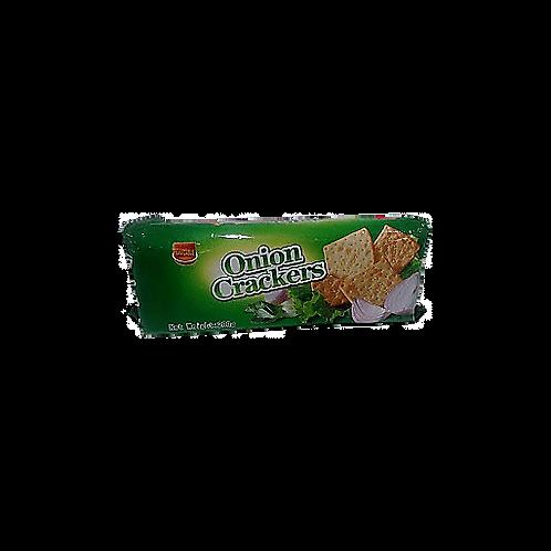 Navigable Onion Crackers
