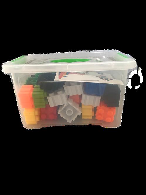 Puzzle Blocks Large Box 42pcs