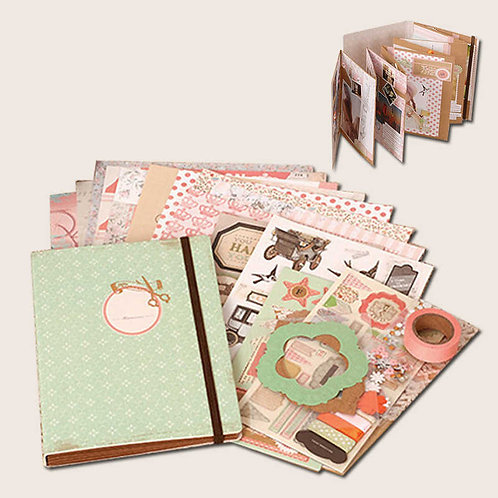 Scrapbook Kit Reminiscence