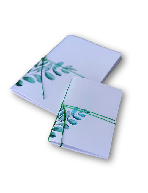 Notebook Leaf (A5 & A7)-80pages