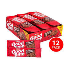 Good Time Double Choc Chocochips Cookies (Box of 12)