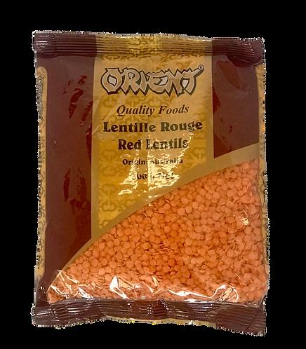 Orient Lentille Rouge (500g)