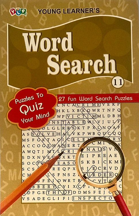 Word Search Puzzles Level 11