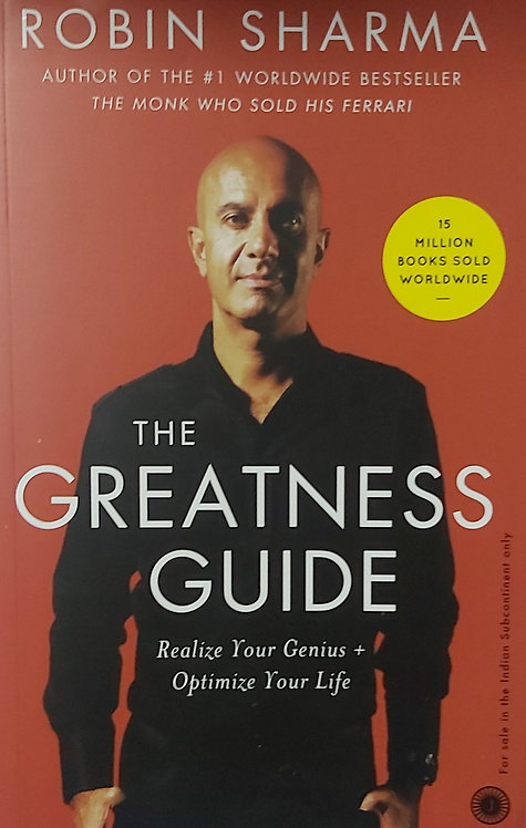 R.Sharma The Greatest Guide